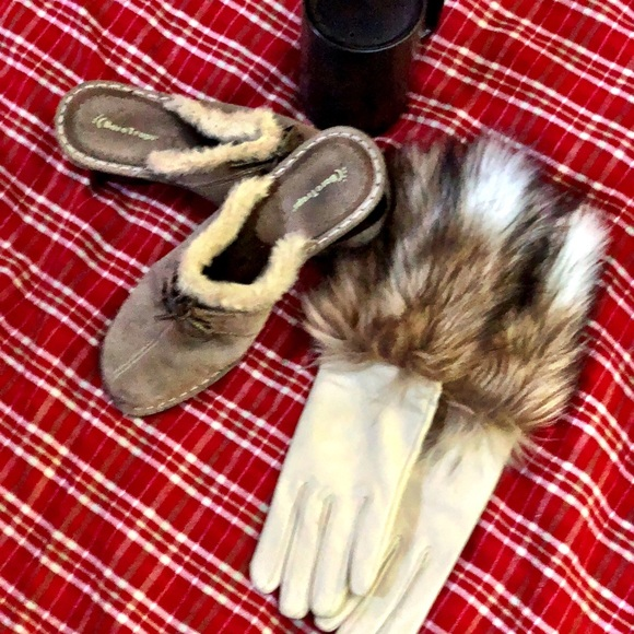 BareTraps Shoes - Bare Trap slip one plus Starbucks Travel mug.